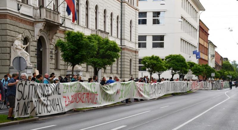 Slovenia: Environmental rights ripped up – #covidsolidarity