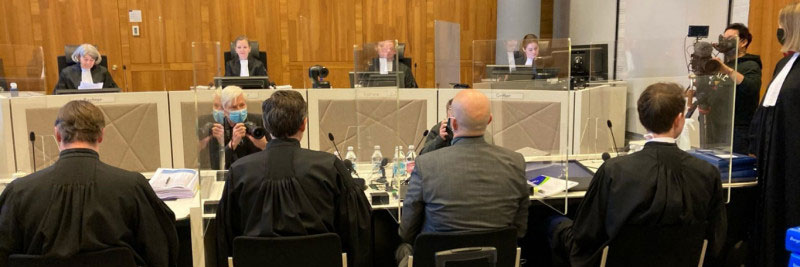 Shell awaits judgement in historic climate case in the Hague
