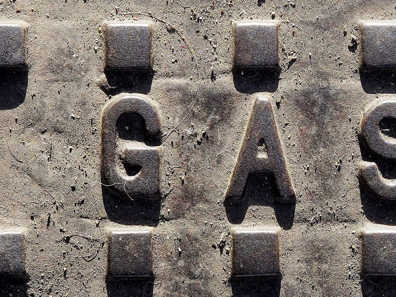 Gas hydrogen