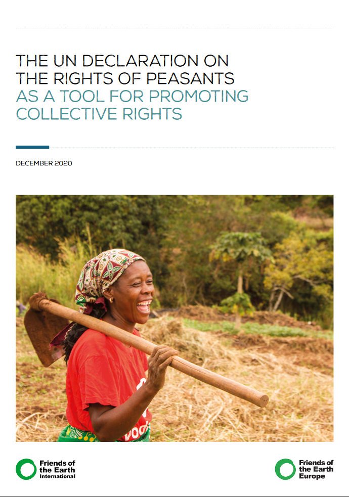 UN peasants rights manual