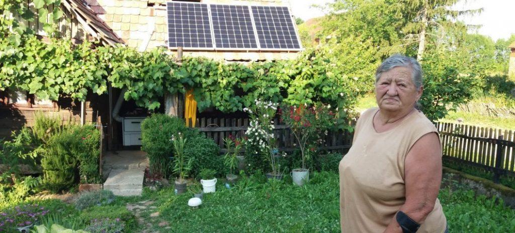 Solar energy helps energy poor access electricity in Croatia