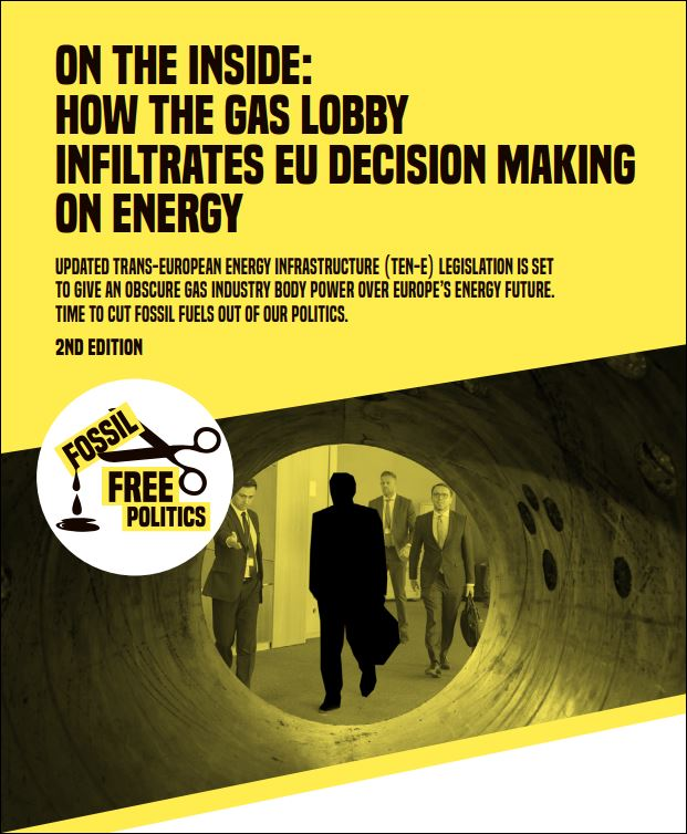 How the gas industry infiltrates EU decision making