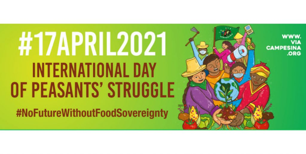 International Day of Peasants Struggles