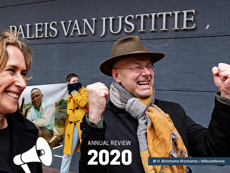 Annual Review 2020 cover