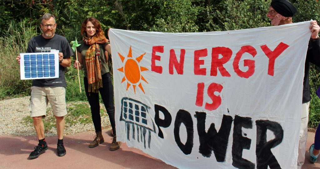 EU competition guidelines on climate and energy leave communities without support