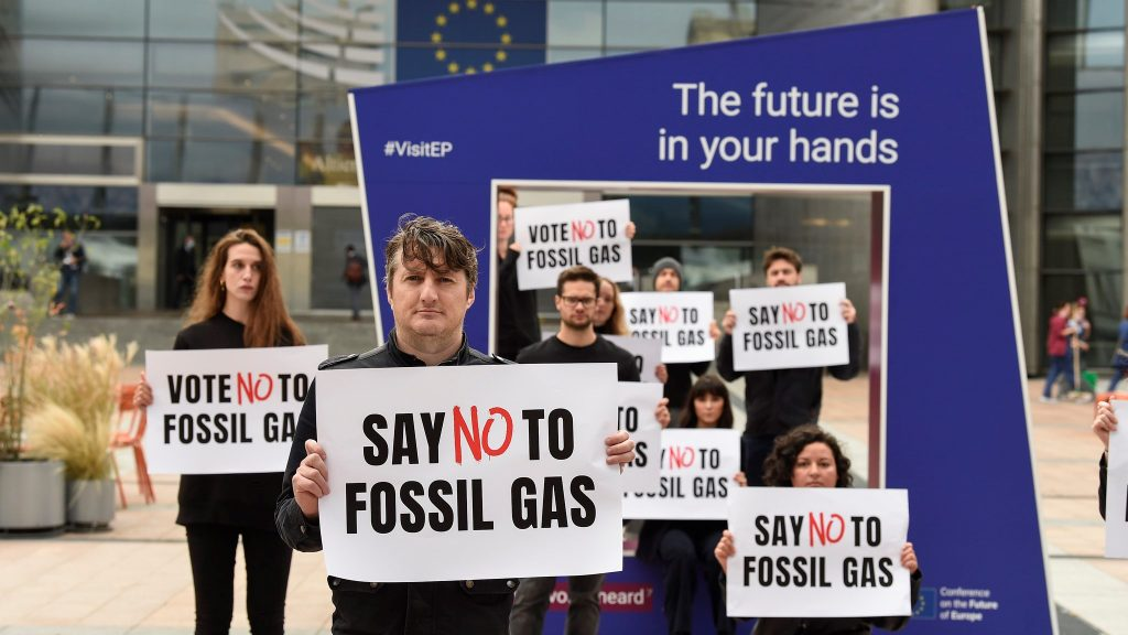 MEPs fail to end support for climate-damaging gas