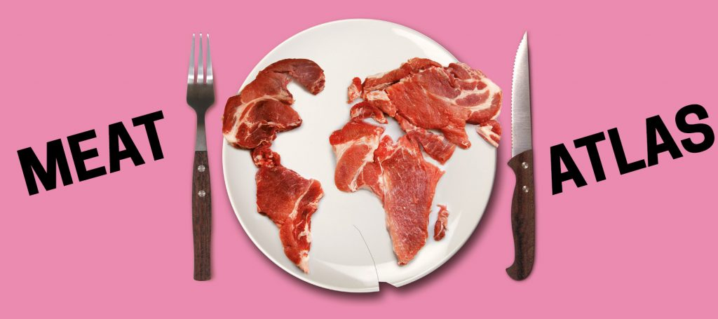 Europe must curb meat industry to halt climate and biodiversity crises